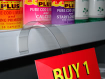 Display your product or offer where it matters using this simple yet effective mechanism